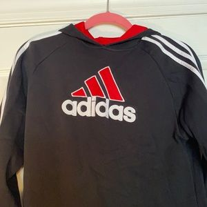 adidas Youth XL Hoodie! Excellent condition!